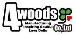 4Woods ロゴ